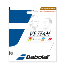 BABOLAT VS TOUCH NATURAL GUT 17 FULL SET