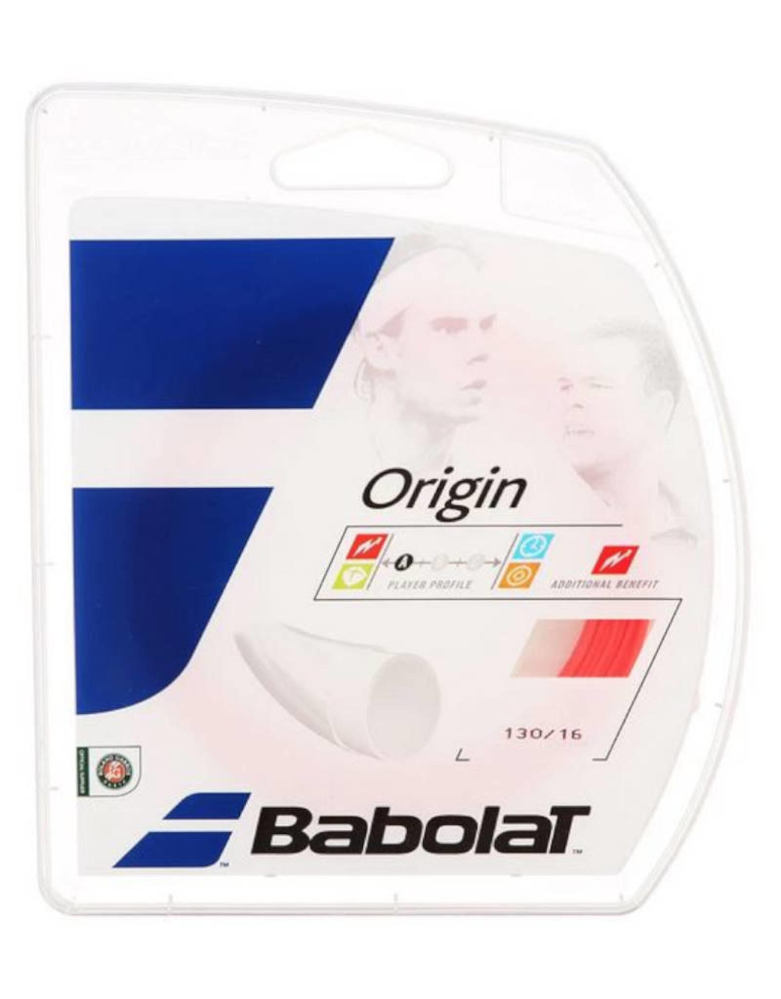 BABOLAT ORIGIN 16 FULL SET
