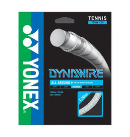 YONEX DYNAWIRE 16 FULL SET (WHITE/SILVER)