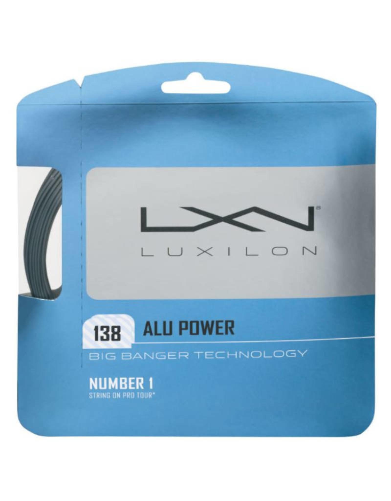 LUXILON ALU POWER 138 FULL SET