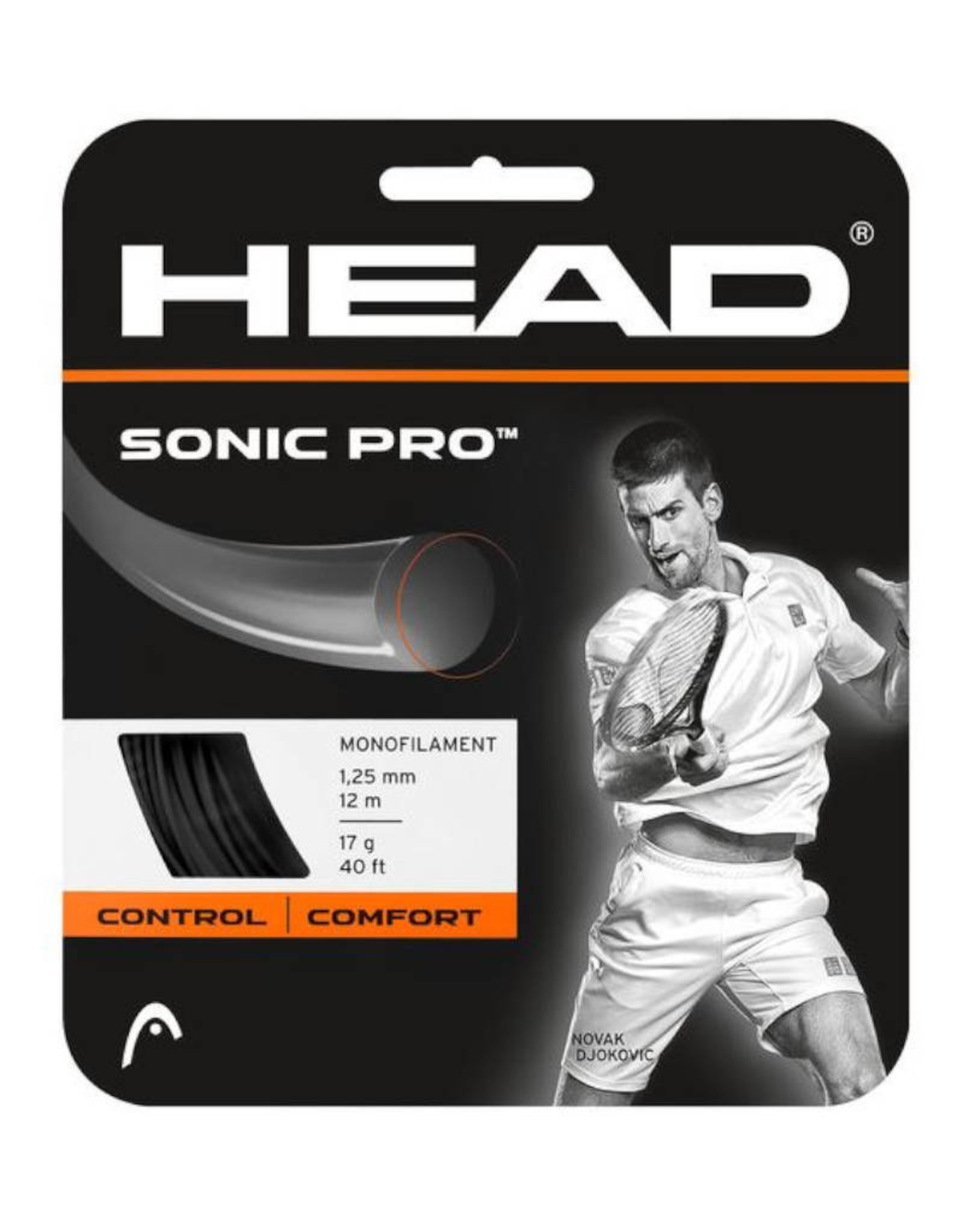 HEAD SONIC PRO 17 FULL SET