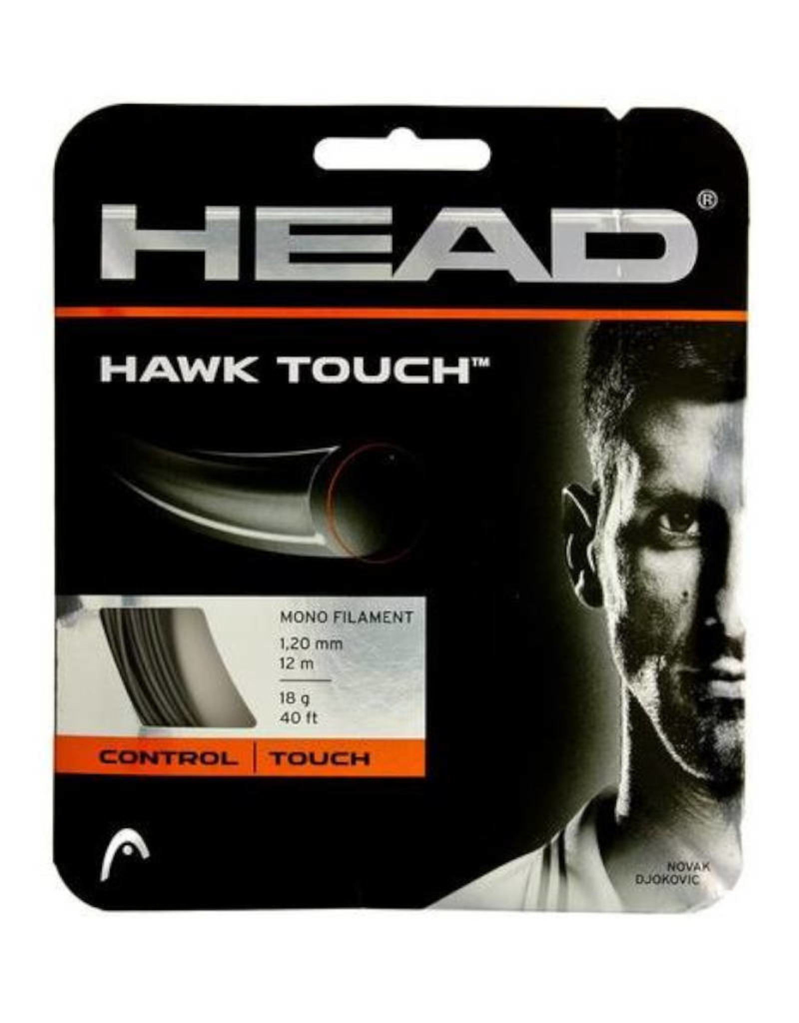 HEAD HAWK TOUCH 18 FULL SET (ANTHRACITE)