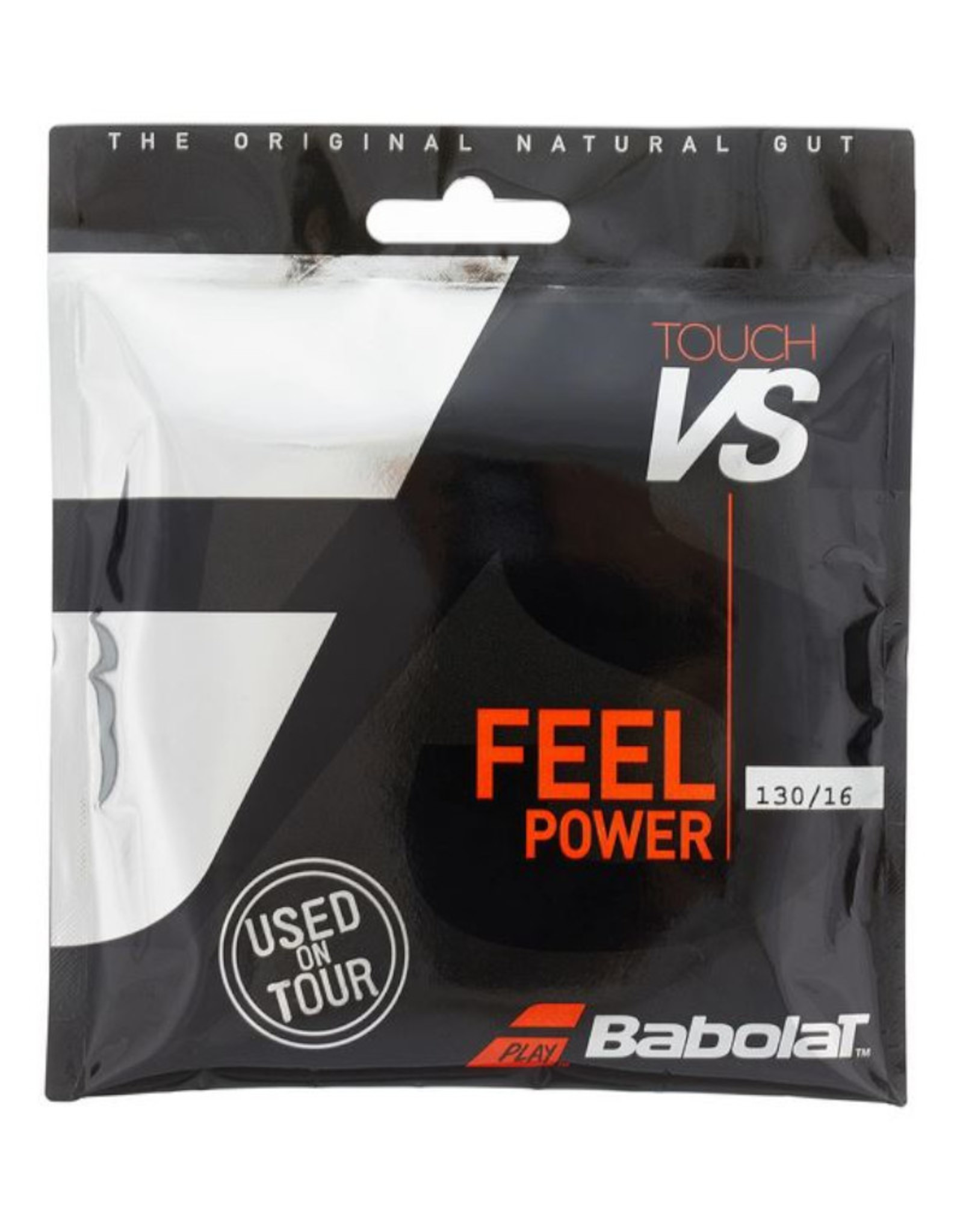 BABOLAT VS TOUCH NATURAL GUT 16 FULL SET