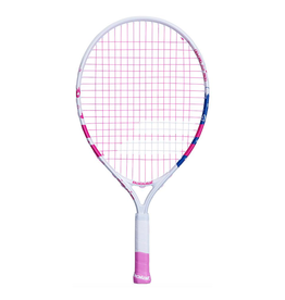 BABOLAT B FLY JR 21: PURPLE/BLUE