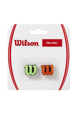 WILSON PRO FEEL DAMPENER GREEN/ORANGE