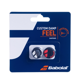 BABOLAT CUSTOM DAMP BLACK/RED