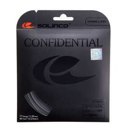 SOLINCO CONFIDENTIAL 17 FULL SET
