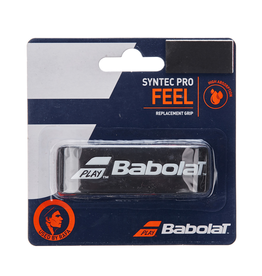 BABOLAT SYNTEC PRO REPLACEMENT GRIP BLACK