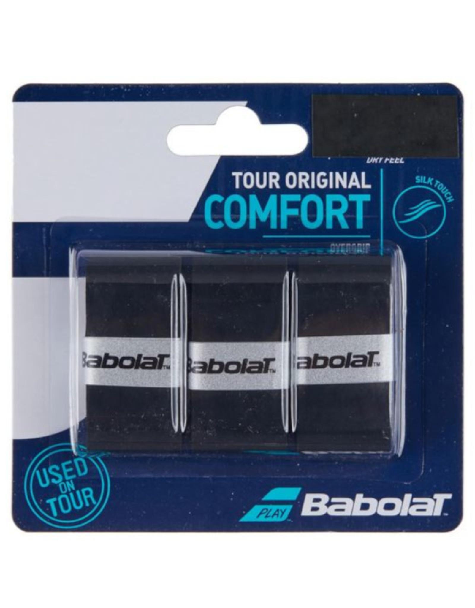 BABOLAT BABOLAT TOUR ORIGINAL COMFORT BLACK