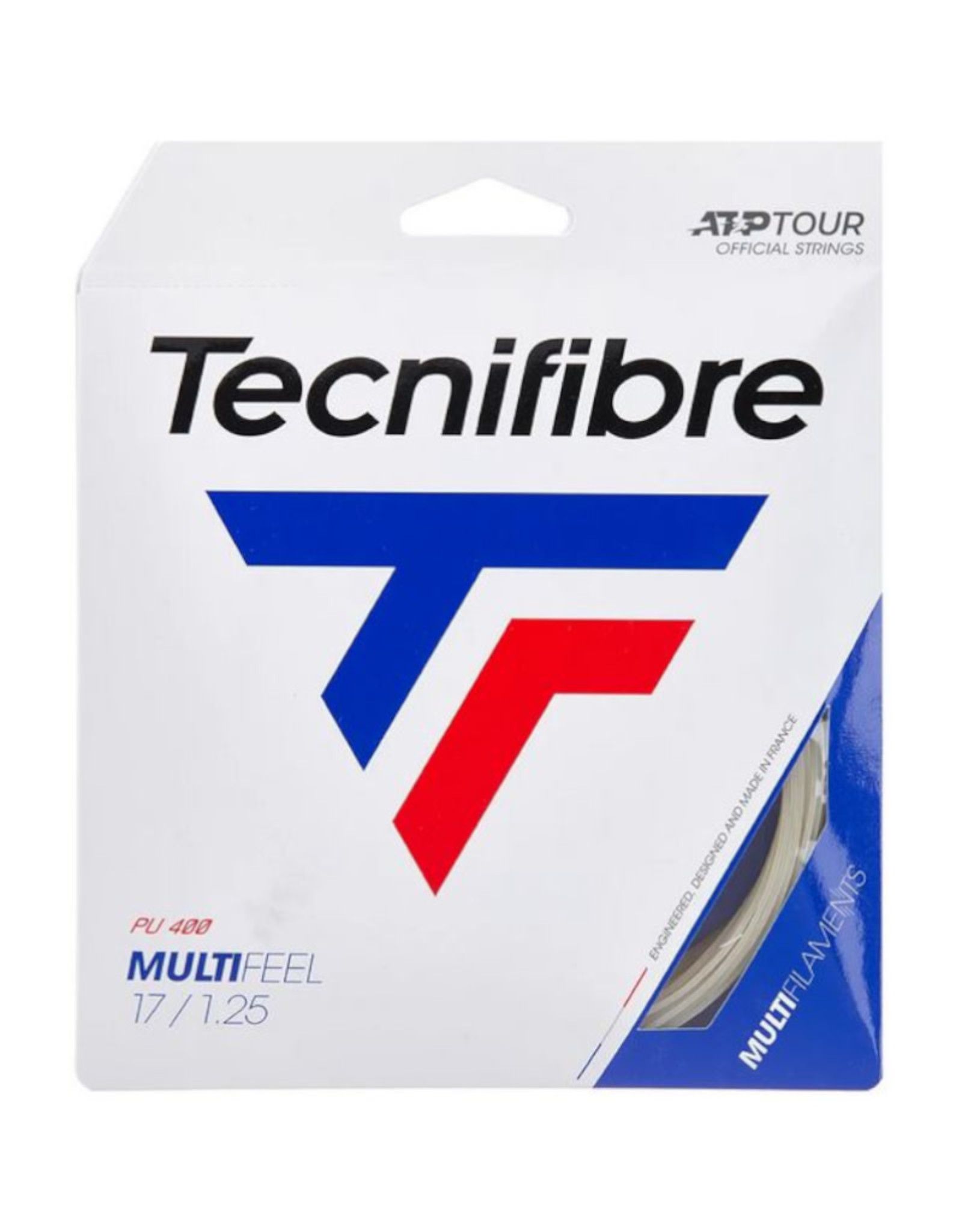 TECNIFIBRE MULTI FEEL 17 FULL SET (NATURAL)