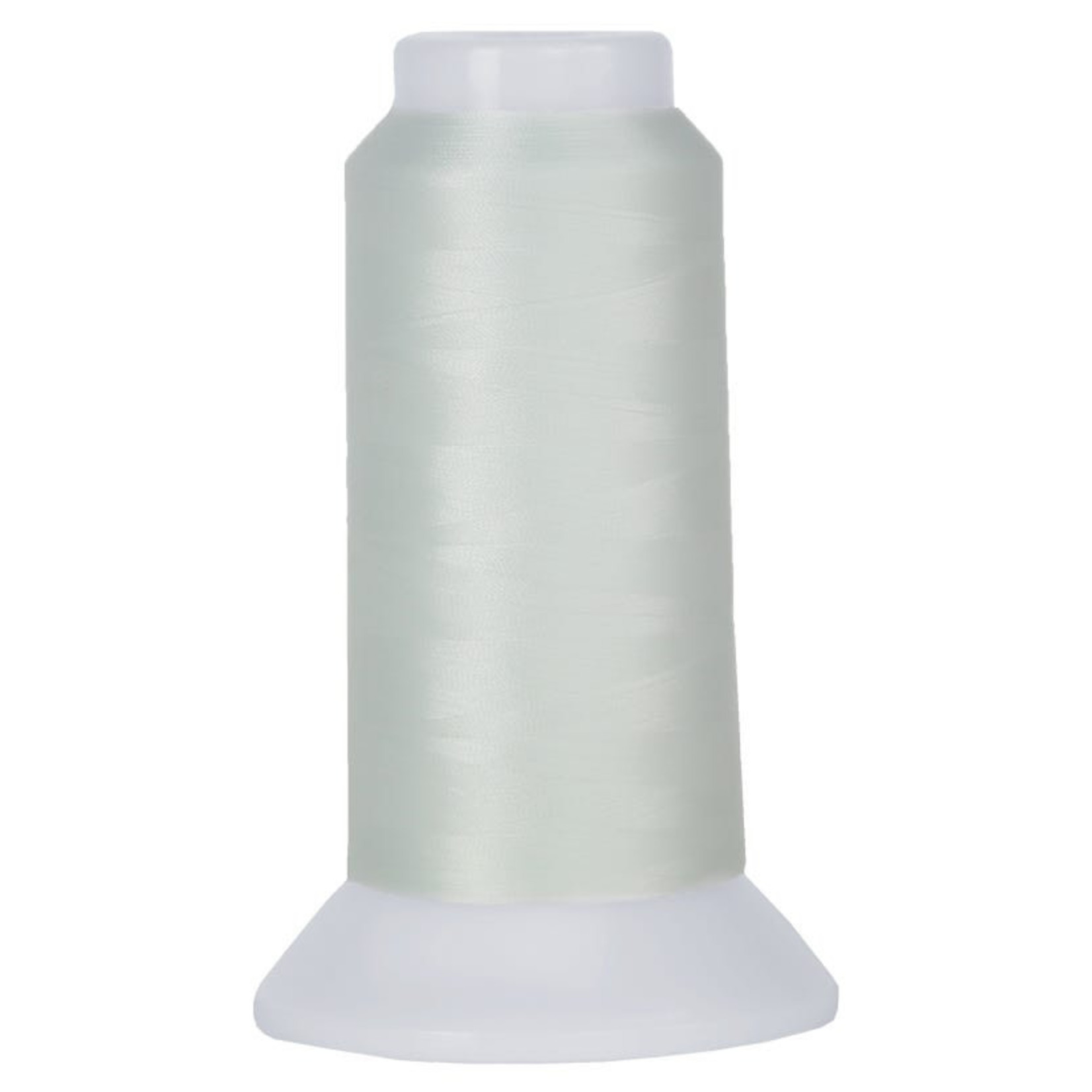 Superior Threads MicroQuilter 3,000 yd cone 100Wt. 7002 Lace White