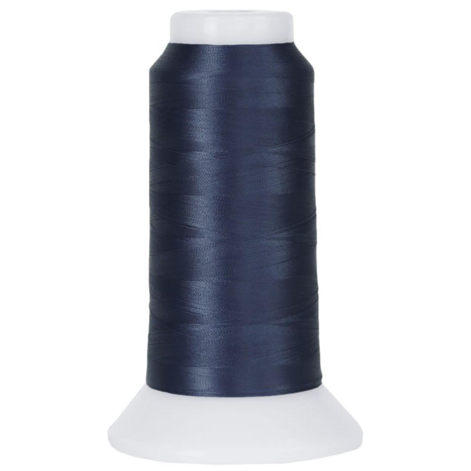 Superior Threads MicroQuilter 3,000 yd cone 100Wt. 7019 Medium Blue