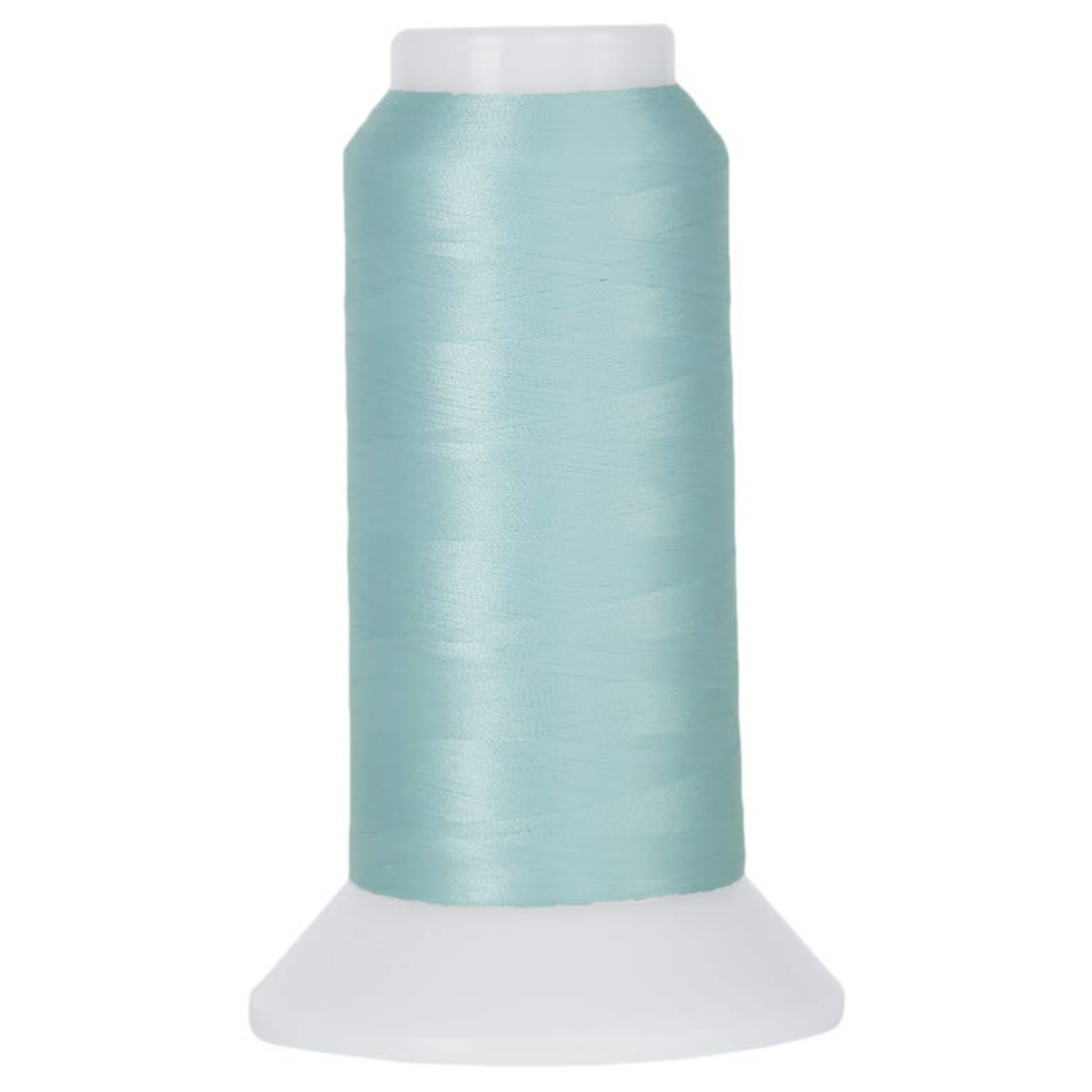 Superior Threads MicroQuilter 3,000 yd cone 100Wt. 7022 Light Turquoise
