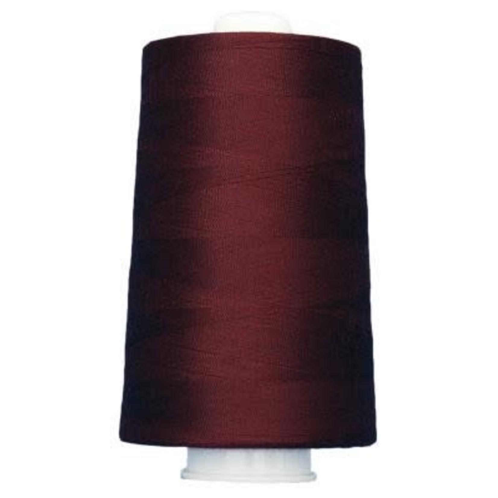 Superior Threads Omni 3146 Burgundy 6000 Yards