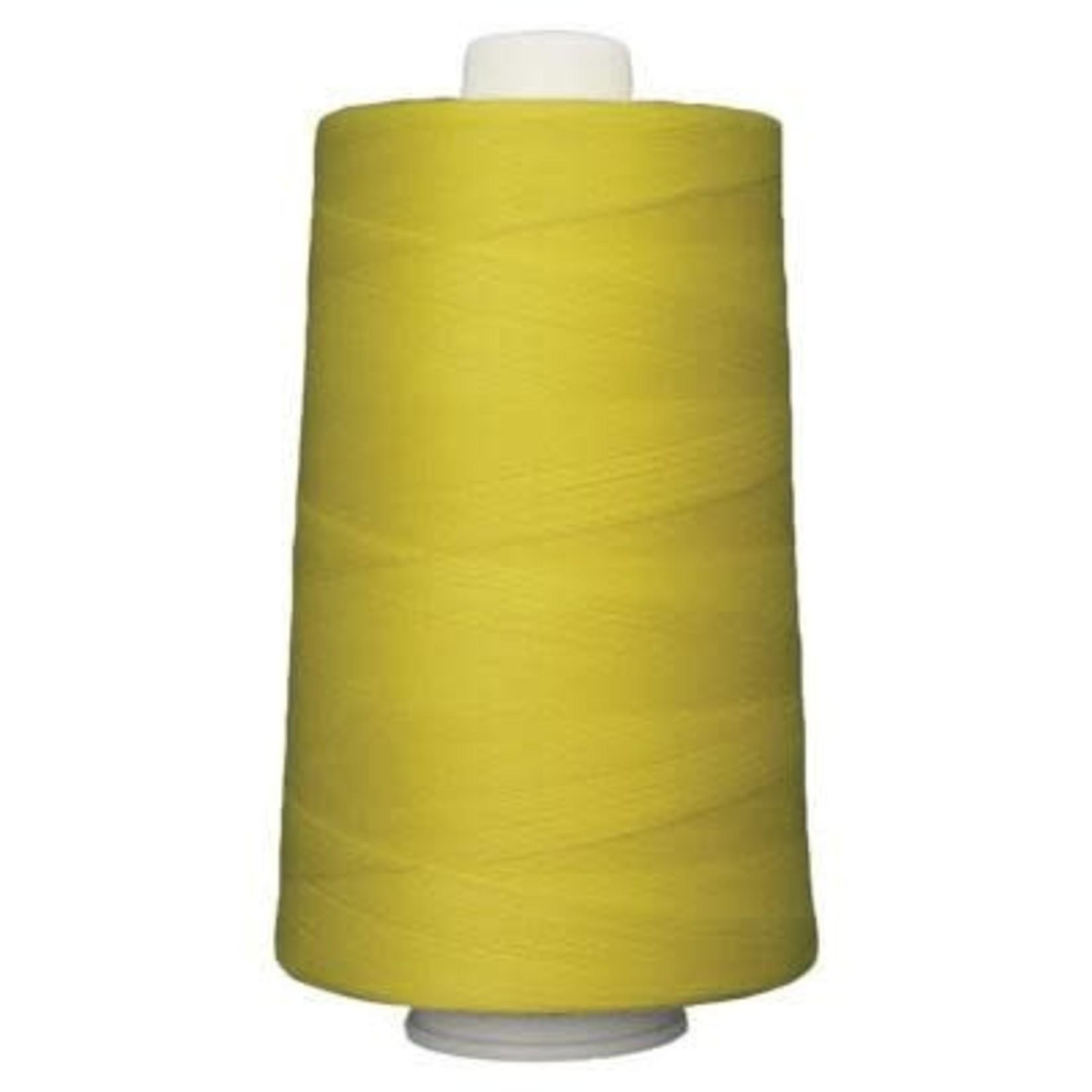 Superior Threads Omni 3163 Mellow Yellow 6000 Yards