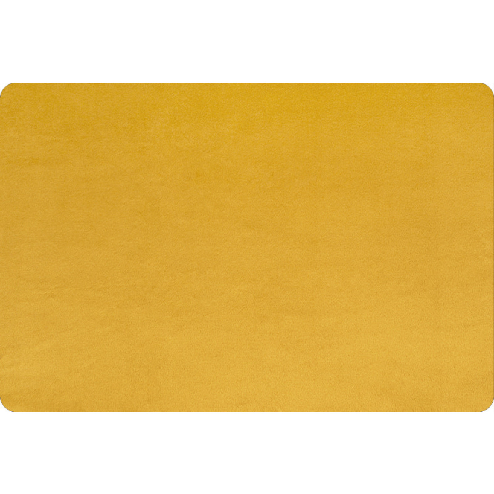 """Shannon Fabrics Minky, Extra Wide Solid Cuddle3, 90"""" Golden, (by the inch)"""