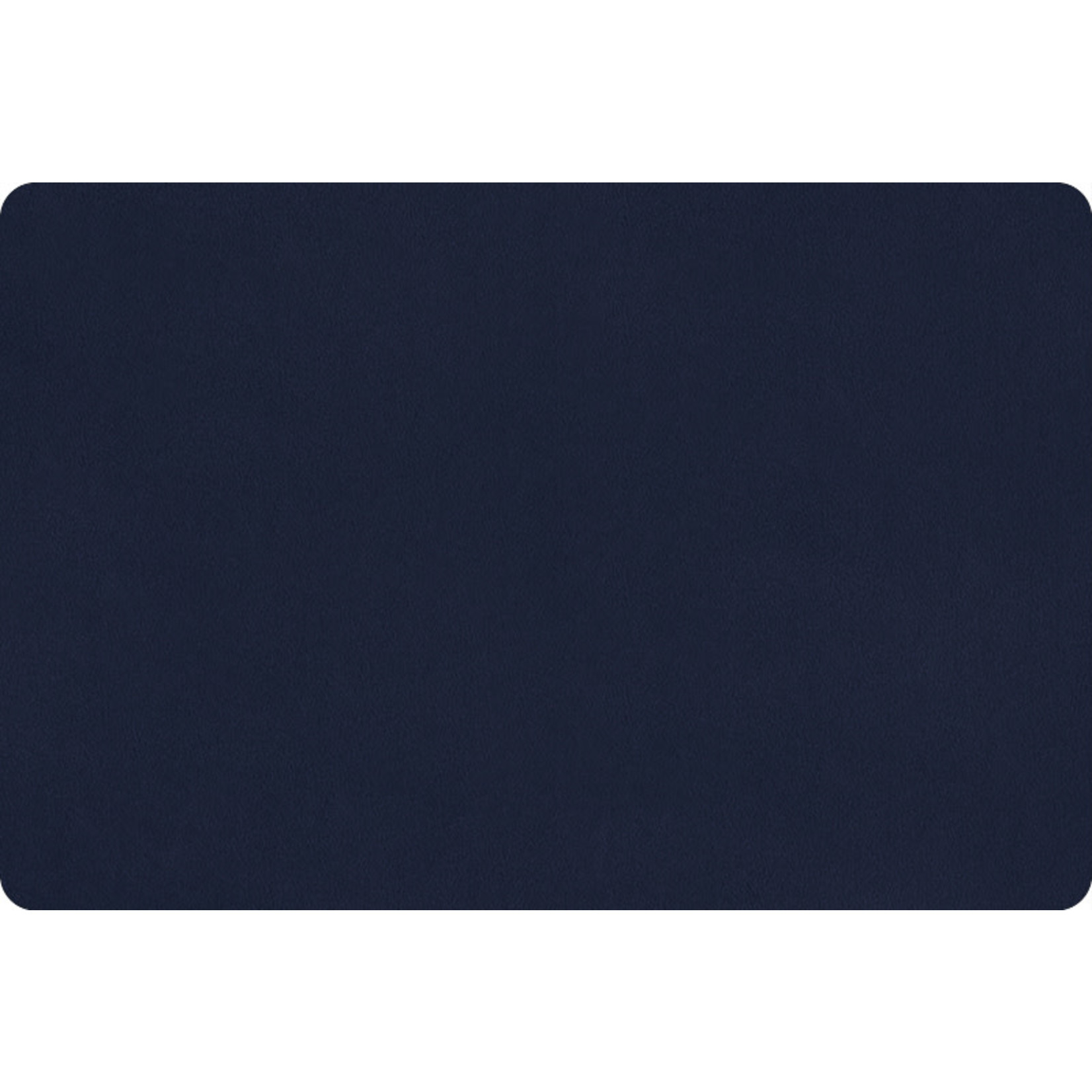 """Shannon Fabrics Minky, Extra Wide Solid Cuddle3, 90"""" Ink, (by the inch)"""