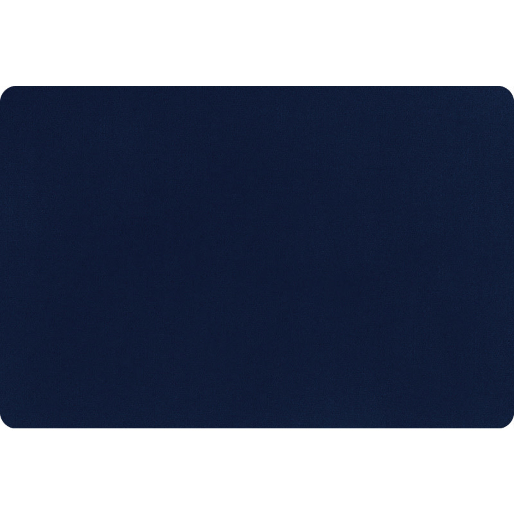 """Shannon Fabrics Minky, Extra Wide Solid Cuddle3, 90"""" Navy, (by the inch)"""