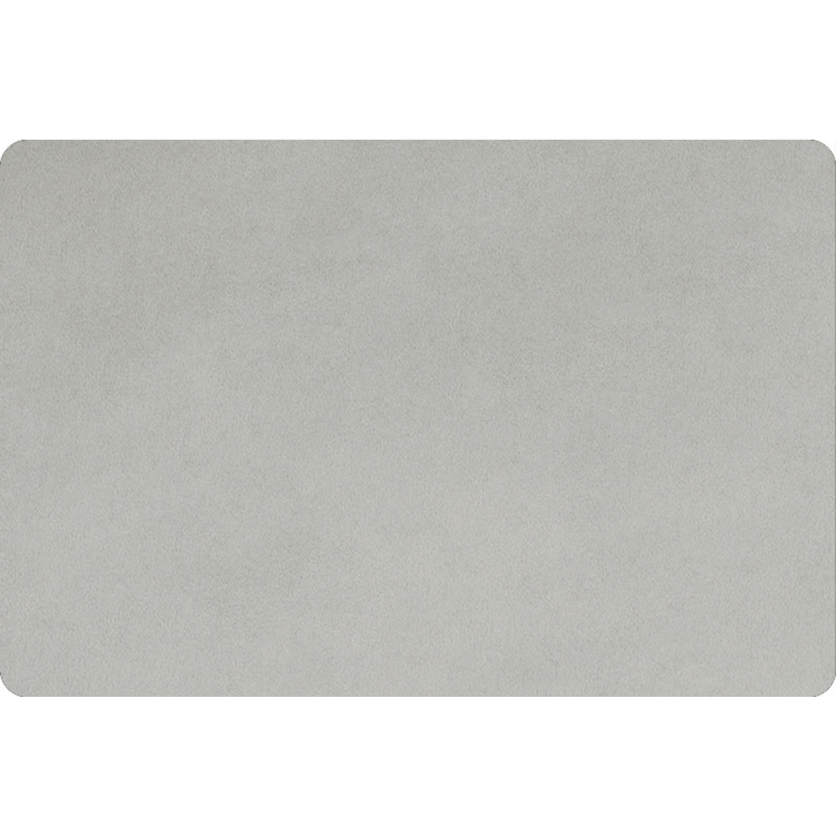 """Shannon Fabrics Minky, Extra Wide Solid Cuddle3, 90"""" Silver, (by the inch)"""