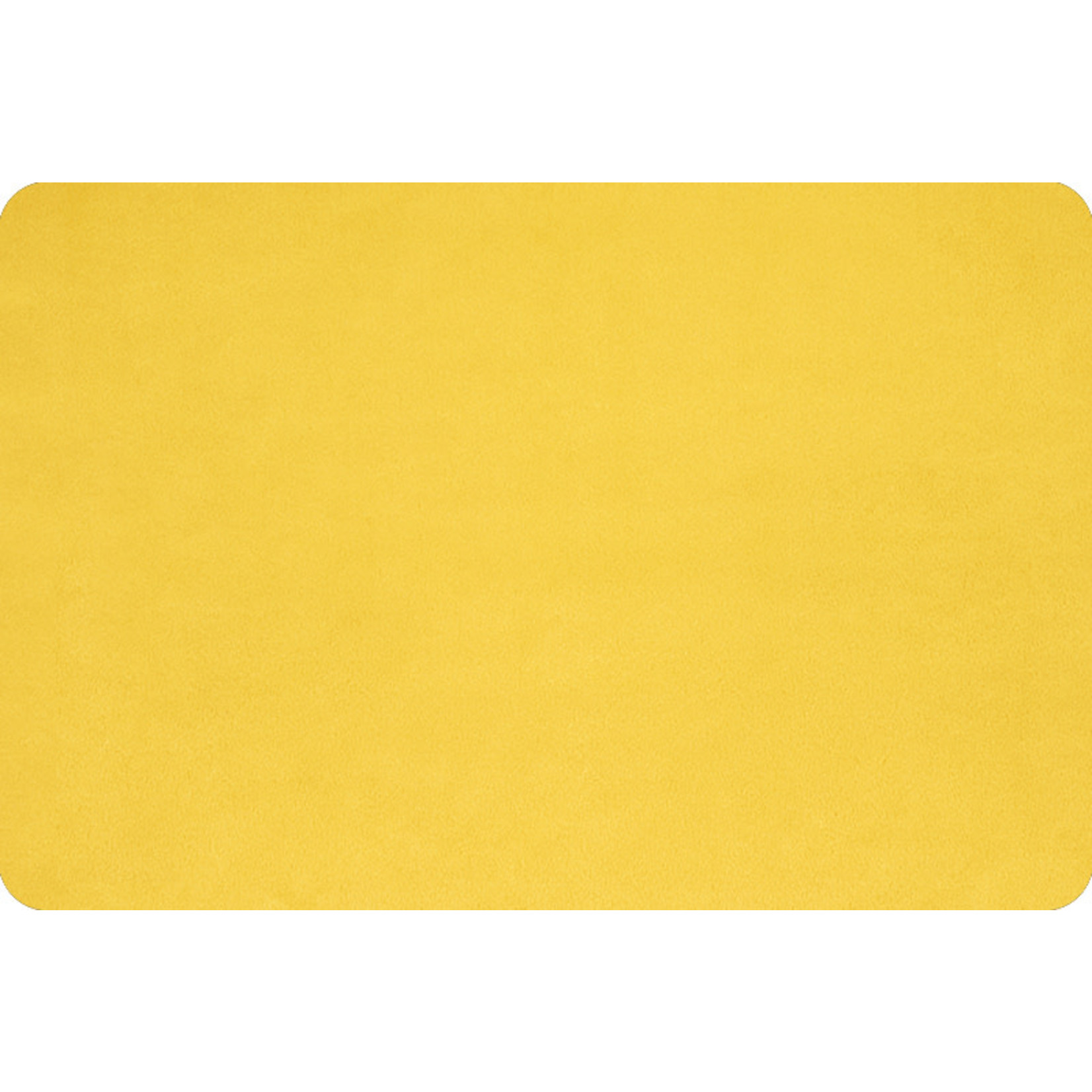 """Shannon Fabrics Minky, Extra Wide Solid Cuddle3, 90"""" Sunshine, (by the inch)"""