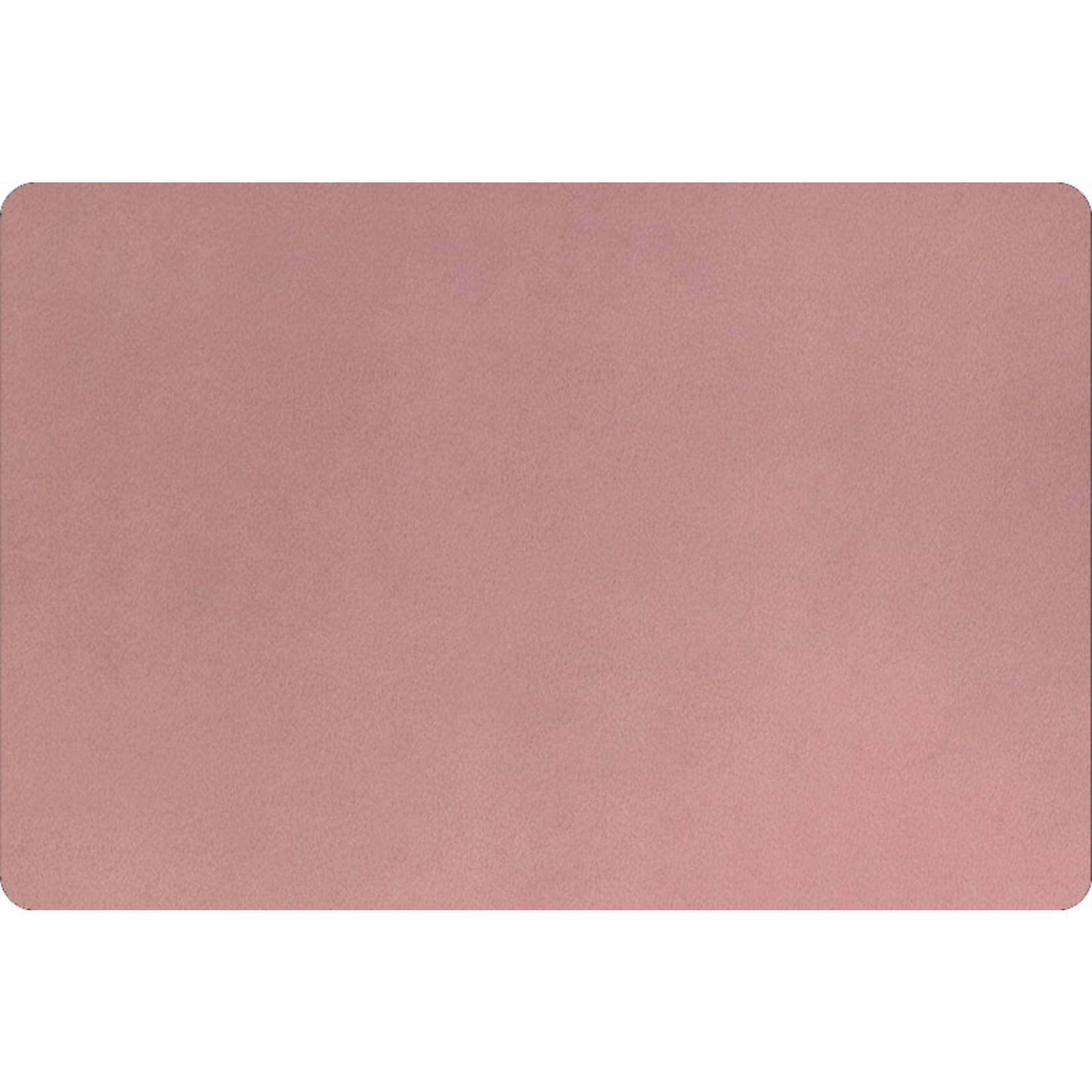 """Shannon Fabrics Minky, Extra Wide Solid Cuddle3, 90"""" Woodrose, (by the inch)"""