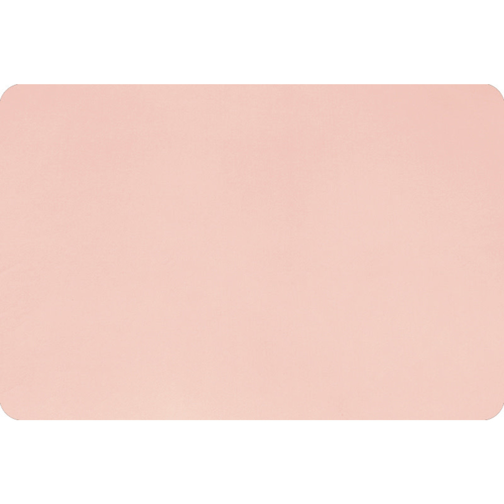 """Shannon Fabrics Minky, Extra Wide Solid Cuddle3, 90"""" Baby Pink, (by the inch)"""