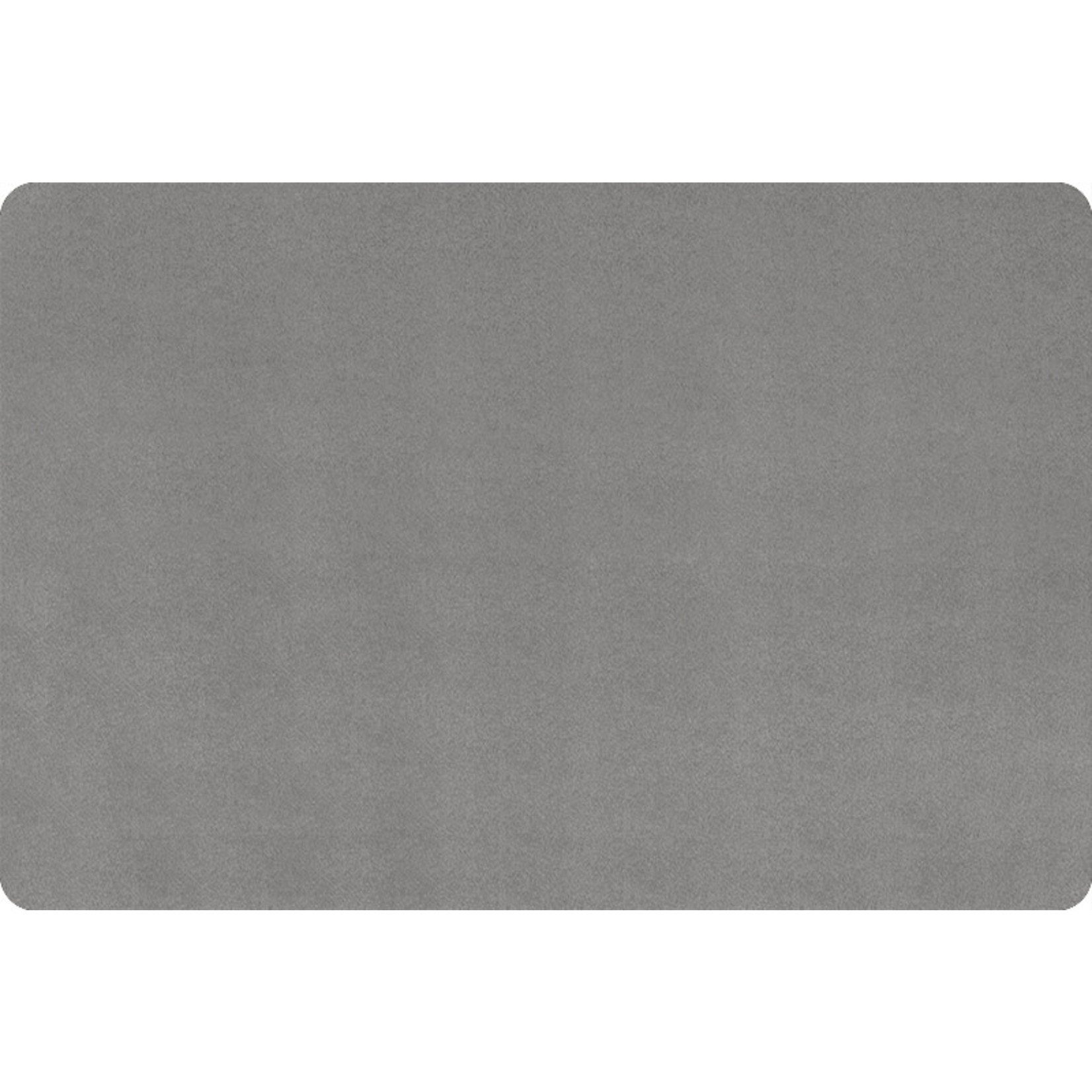 """Shannon Fabrics Minky, Extra Wide Solid Cuddle3, 90"""" Alloy, (by the inch)"""