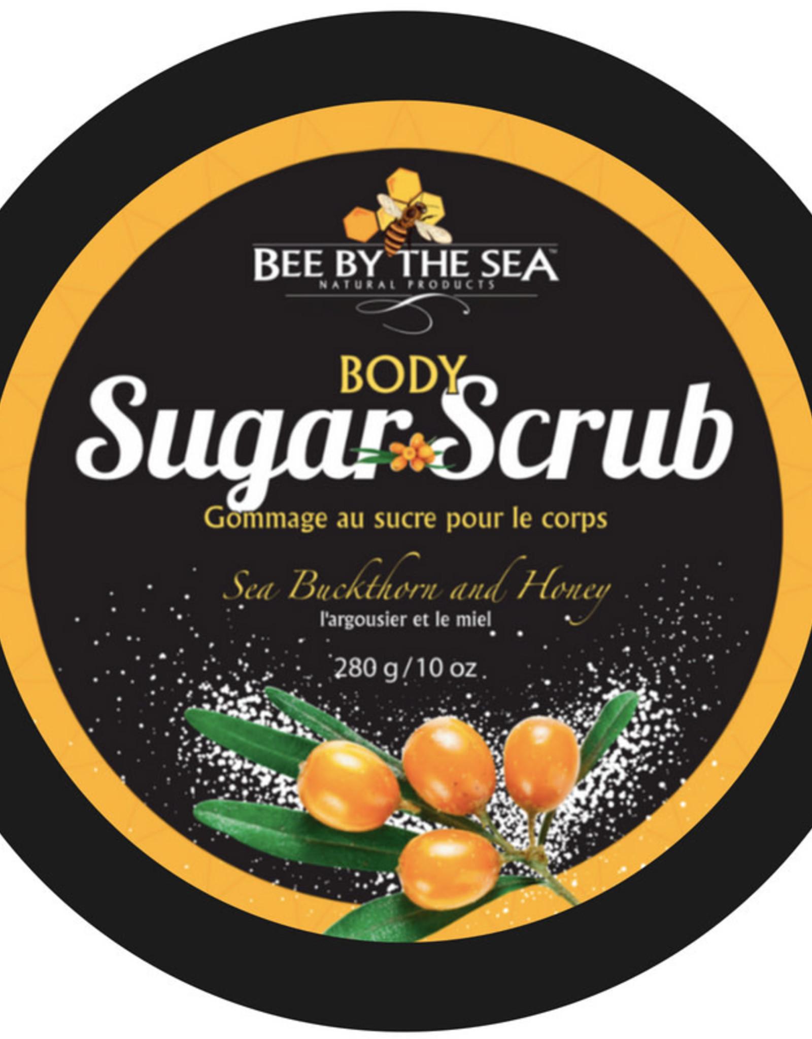 Bee By The Sea Sugar Scrub