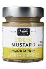 Wildly Delicious Classic Herb Mustard