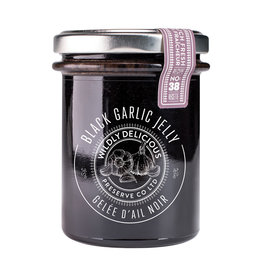 Wildly Delicious Black Garlic Jelly