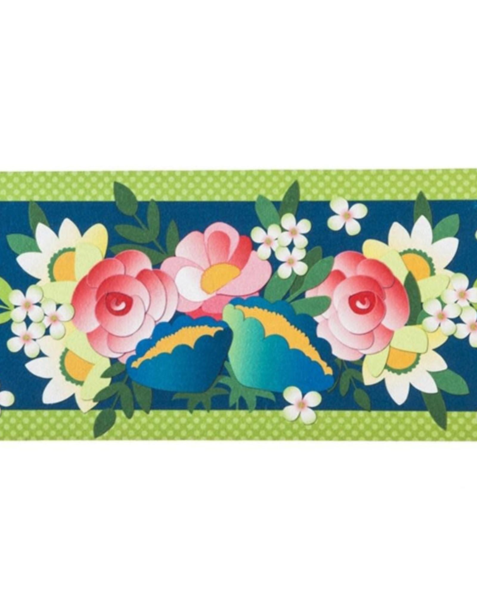 Flower Garden Switch Mat Insert