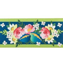 Flower Garden Switch Mat Insert