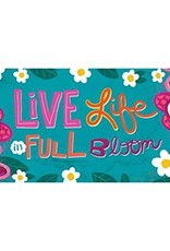 Live Life in Full Bloom Switch Mat Insert