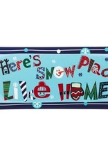 There's Snow Place Like Home Switch Mat Insert