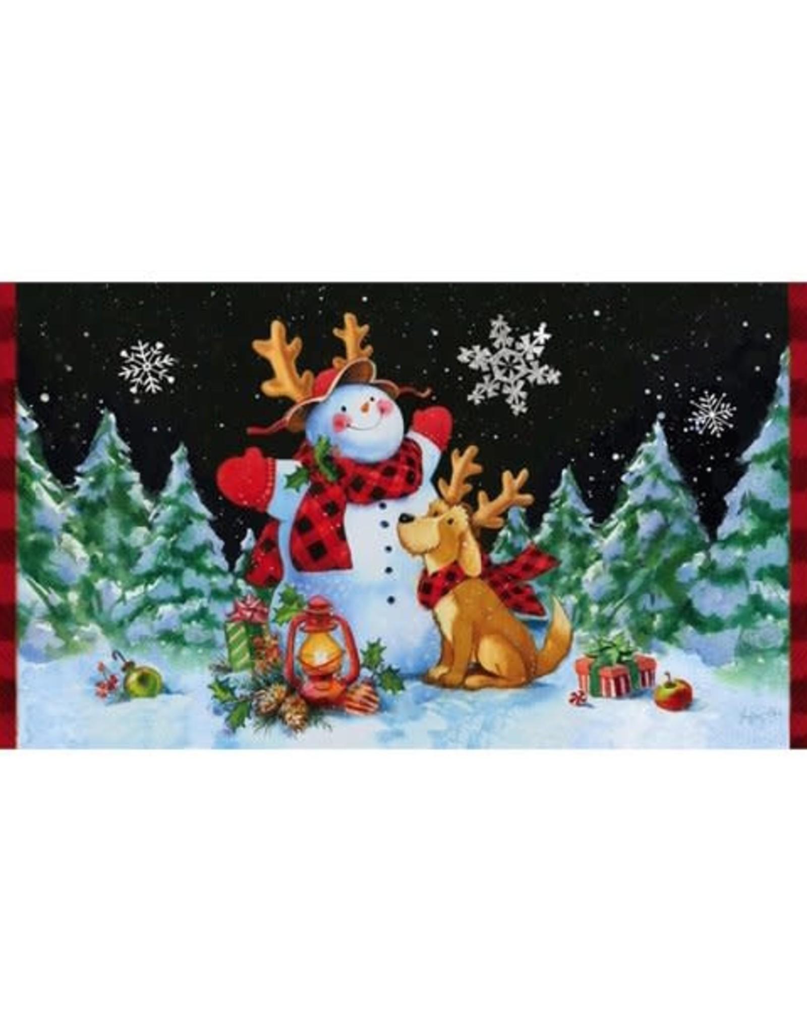 Christmas Pals Switch Mat Insert