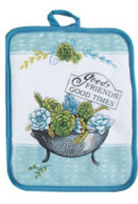 Garden Succulents Pot Holder