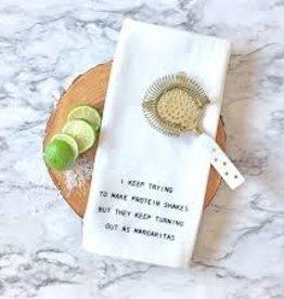 Margaritas Tea Towel