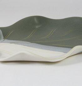 Hilborn Pottery Snack Plate Pottery Dish