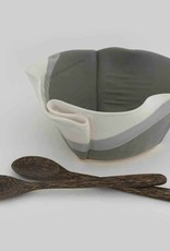 Hilborn Pottery Serving Bowl Pottery