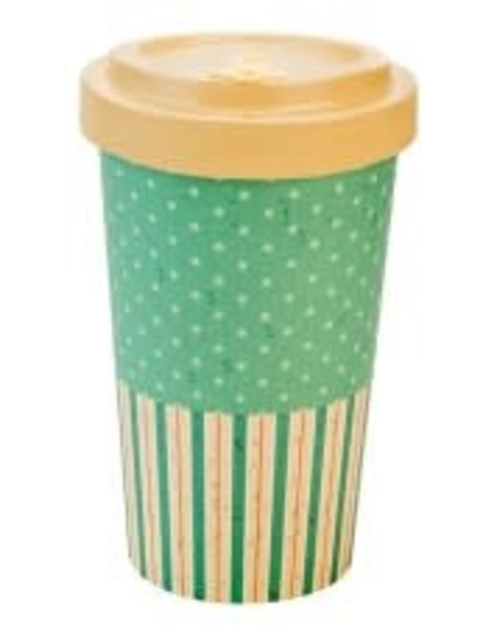 Wood Way Bamboo Fiber Travel Cup