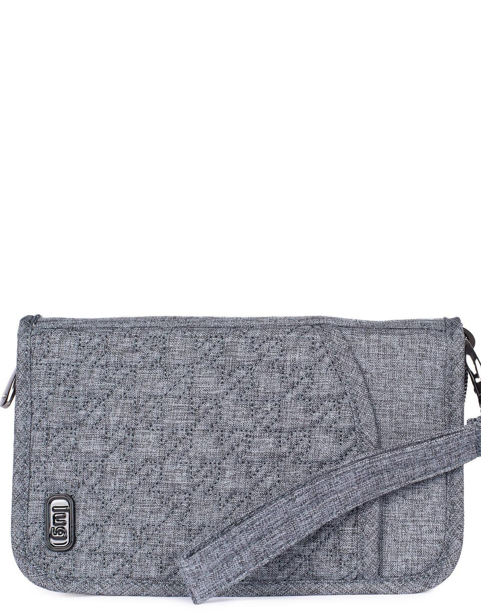 Lug Tandem Zip Travel Wallet