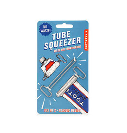 Tube Squeeze Key