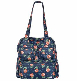 Lug Puddle Jumper - Packable Tote - Aloha Navy