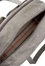 Lug Puddle Jumper Duffle - Heather Walnut