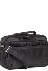 Lug Scoop Bag - Midnight Black