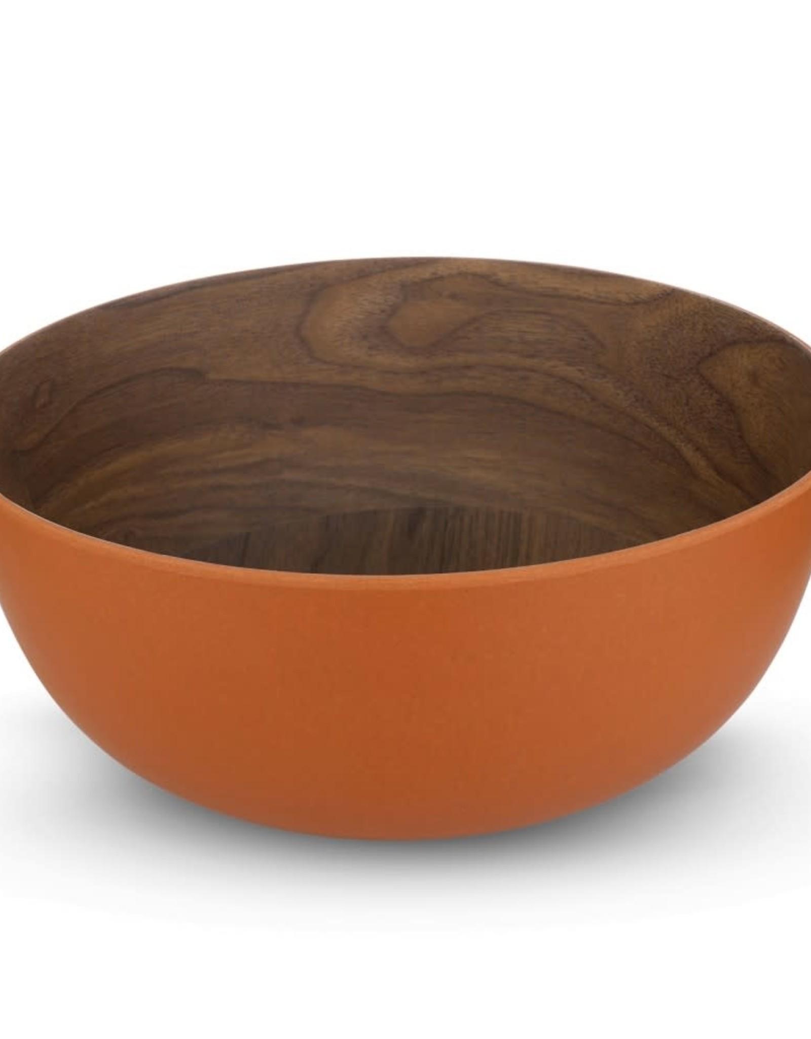 9 Inch (23 Cm) Bamboo Bowl