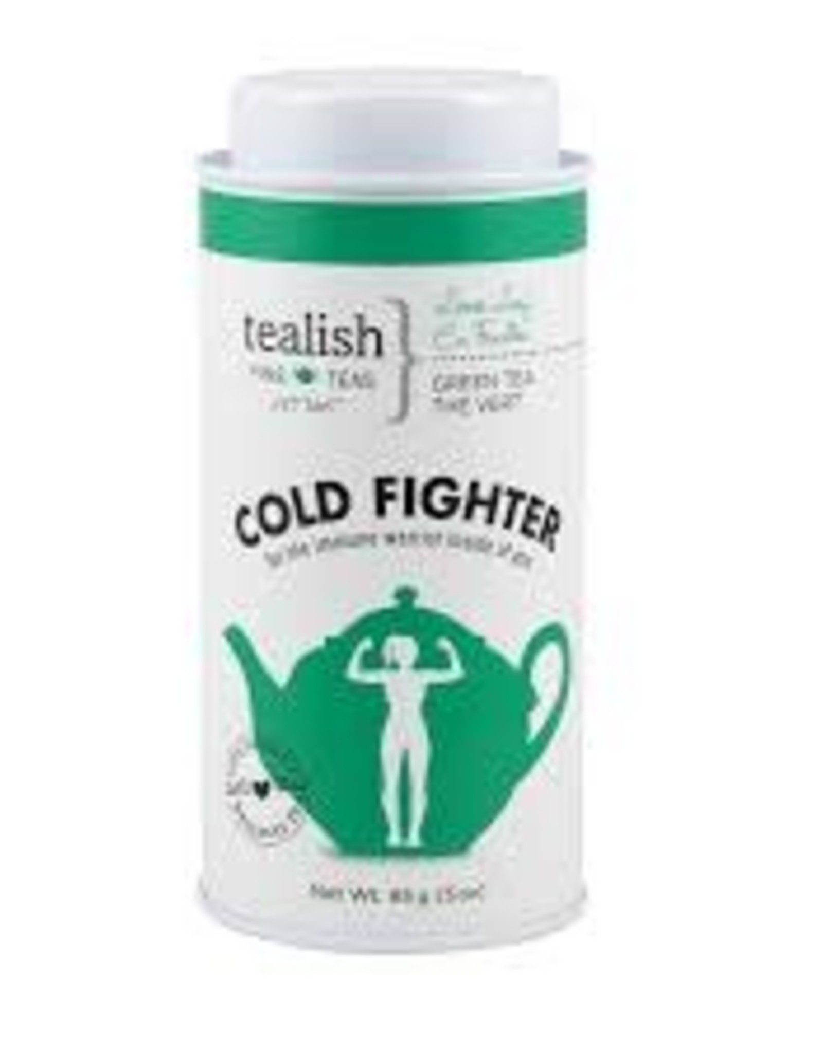 Tealish Cold Fighter - Green Tea