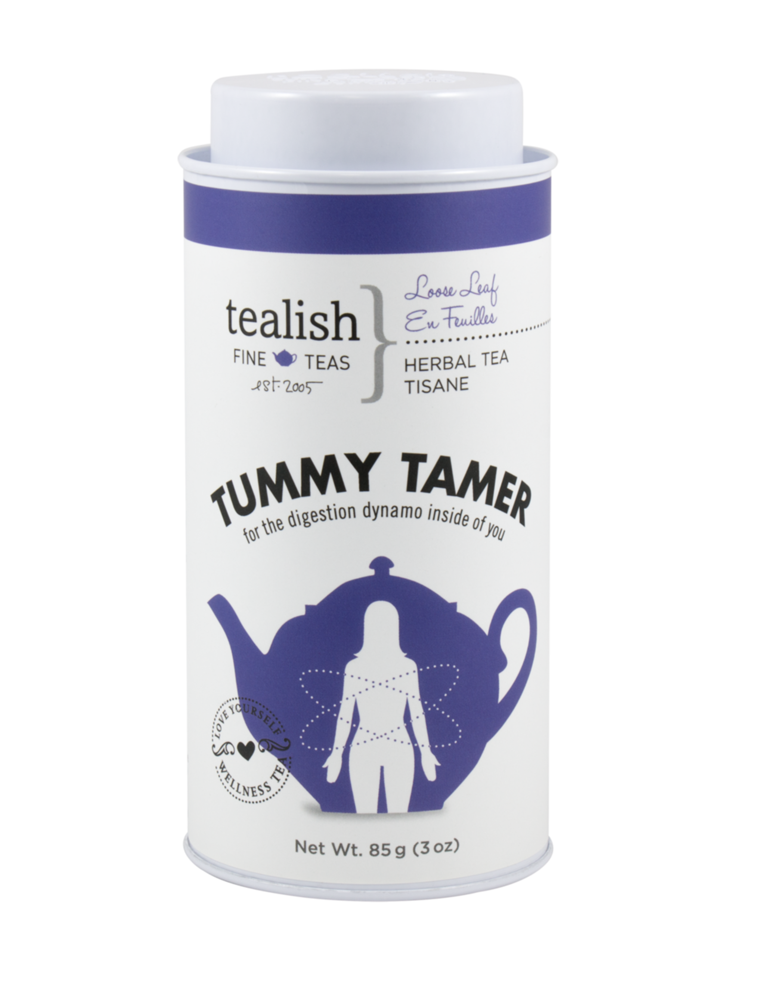 Tealish Tummy Tamer - Herbal tea