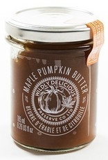 Wildly Delicious Maple Pumpkin Butter