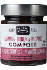 Wildly Delicious Carmelized Onion & Balsamic Compote